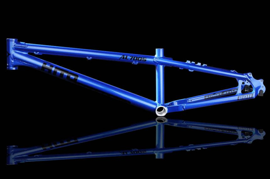 2011 hito 24 street trials frame - Your Bike Trials Media